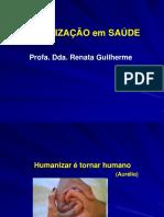 HUMAZIZAÇAO EM SAUDE