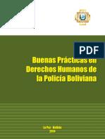 Buenas prácticas en Derechos humanos en la Policía Boliviana 2014.pdf