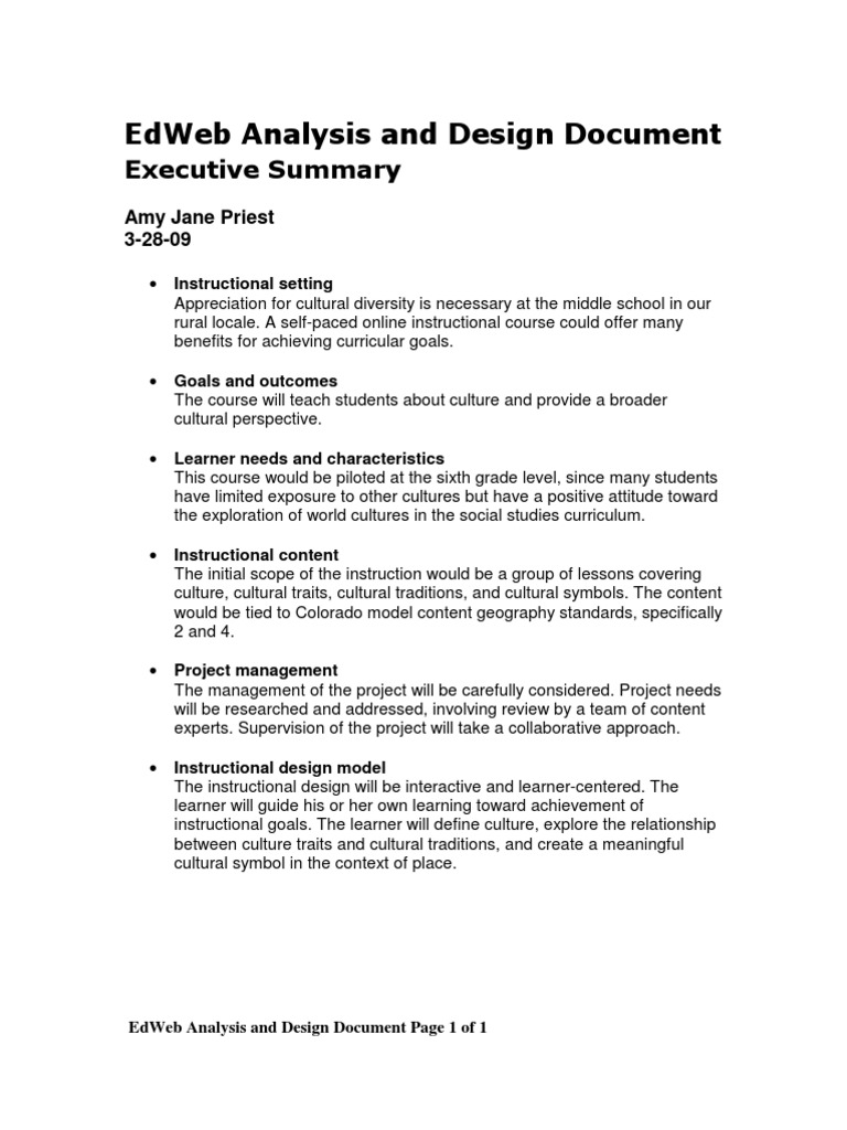 instructional design 5 essay Access free instructional design & training plan templates these templates include an addie template, storyboard template & training needs assessment template.