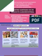 Clase 12 Protocolos de Analisis de Regsitro Sanitario DIGESA
