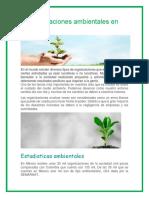 5 Organizaciones Ambientales en México