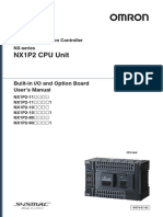 w579 Nx-series Nx1p2 Cpu Unit Built-In i o and Option Board Users Manual En