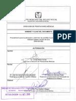 2900 003 002 Procedimiento Plantilla