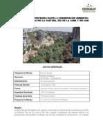Área Natural Protegida Sujeta a Conservación Ambiental de Las Barrancas Río La Pastora, Río de La Loma y Río San Joaquín
