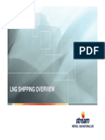 LNG Shipping Overview