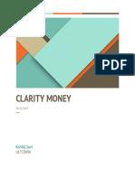 Clarity Money