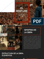 Analisis EL PERFUME