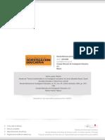 Temas Fundamentales en La Investigación Educativa