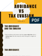 TAX Chapter 27 28