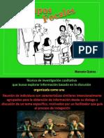 GrupoFocal diapositivas