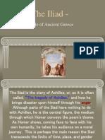 The Iliad - Background Information