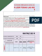 Matriz Legal Octubre 2019