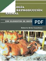 Fisiología de La Reproducción Animal Con Elementos de Biotecnología - Roberto Brito Capallejas