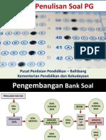 Teknik Penulisan Soal PG.pptx