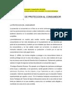 Proteccion Al Consumidor i II