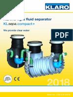 106-En-0318 Light Fluid Separators