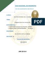 Gestion Integral de La Calidad - Pc1