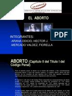 EL ABORTO-D.P.E