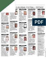2010 NOW All-Suburban Football Defense