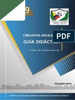 Ejemplo Para Terminar Guía didáctica.