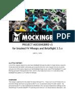 Project Mockingbird v3 - Brushed