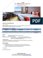 Airport Hotel on 26-Sep