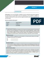 AC20-Modul 1 Ejercicio Acta de Constitucion 2017