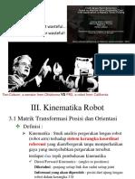 Bab III. Robot Kinematics