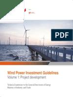 Sổ tay hướng dẫn đầu tư điện gió tại Việt Nam-phần 1