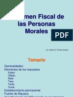 Personas Morales