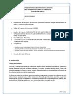 3.GFPI F 019 Guia de Aprendizaje Poda Labores Cosecha Clima AGOSOT2018