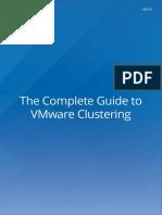 vmware cluster