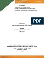 Actividad 7 Flujogramas Sobre Exámenes Médicos Ocupacionales – Espirometrías, Visionarias, Audiometrías, Osteomusculares