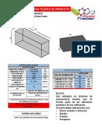 Ficha Tecnica Block Macizo 15x20x40