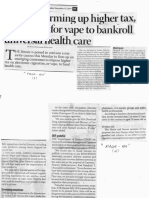 Business Mirror, Nov. 25, 2019, Senators firming up higher tax regulation for vape to bankroll universal health care.pdf