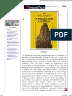 Arqueologia y biblia