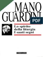 Guardini R. - Lo spirito della liturgia. I santi segni.pdf