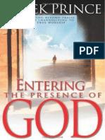 Entering The Presence Of God - Derek Prince.epub