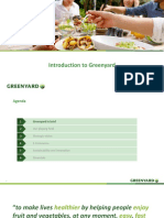 Greenyard investment