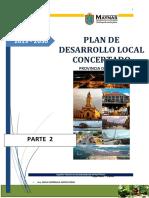 Plan de Desarrollo Concertado de La Provincia de Maynas Parte 2