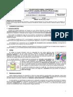 Guía 8° Basico - N° 1 - Electricidad - Circuitos eléctricos 2019 (1)