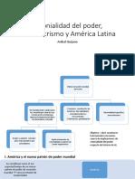 Quijano - Colonialidad del poder, eurocentrismo y América Latina.pptx