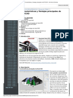 1º Características y Ventajas Principales de AUTOCAD - Iván García Sánchez