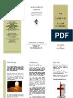 Faith Share Brochure