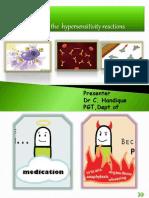 drugandthehypersensitivityreactions-170422135244