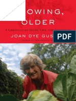 Growing, Older Excerpt by Joan Gussow