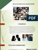 Violencia de Pareja en Adolescentes