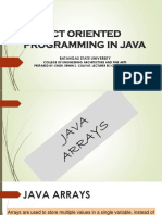 JAVA 10 Arrays.pptx
