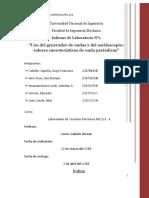 Informe 01 Completo