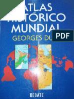 Atlas histórico mundial - Duby